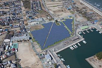 三重県明和町発電所
